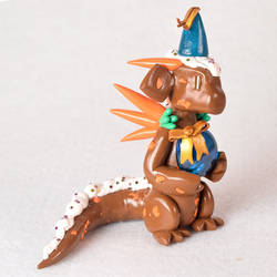 Carrot Cake Dragon