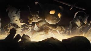 Amumu-League of Legends Fan-Art