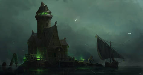 Old Pirates Lighthouse