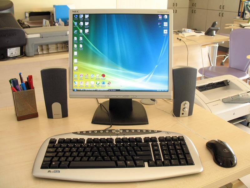 Desktop by dead-wish