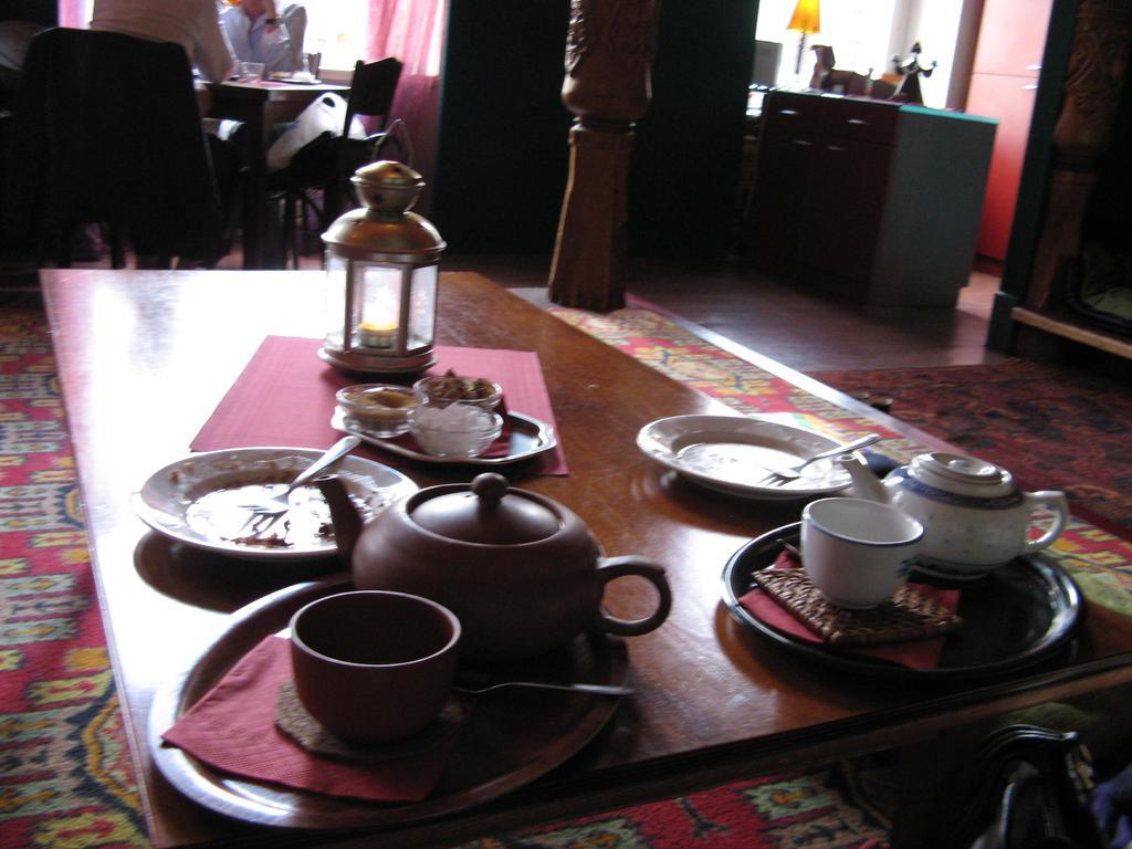 Tajik Tea Room