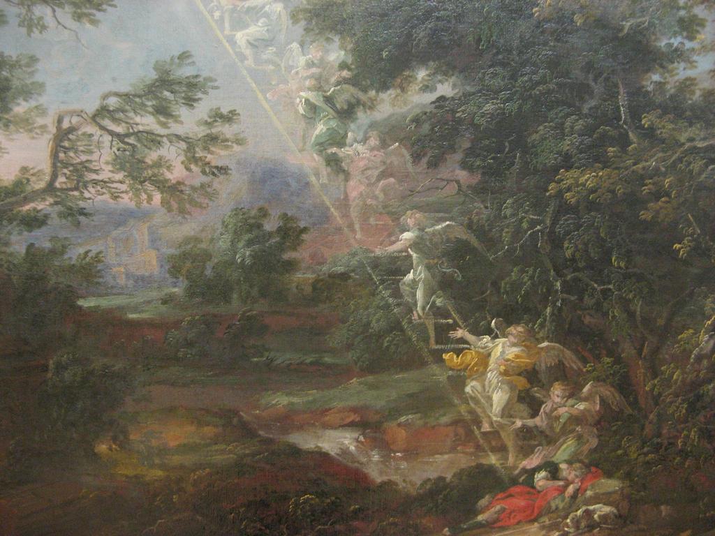 Jacob S Dream By Irrlicht71 On Deviantart
