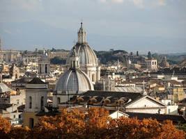 Sotto er cielo de Roma by irrlicht71