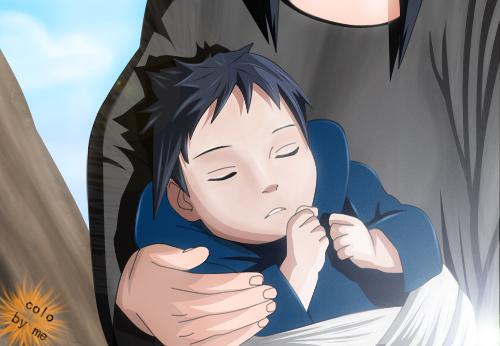 naruto 500:Baby Sasuke uchiha by yuma-ADN on DeviantArt