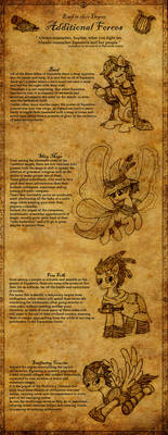 Equestria at War: Additional Forces