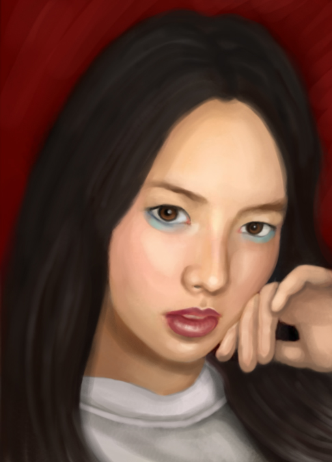 Ellen Adarna by pasionista on deviantART