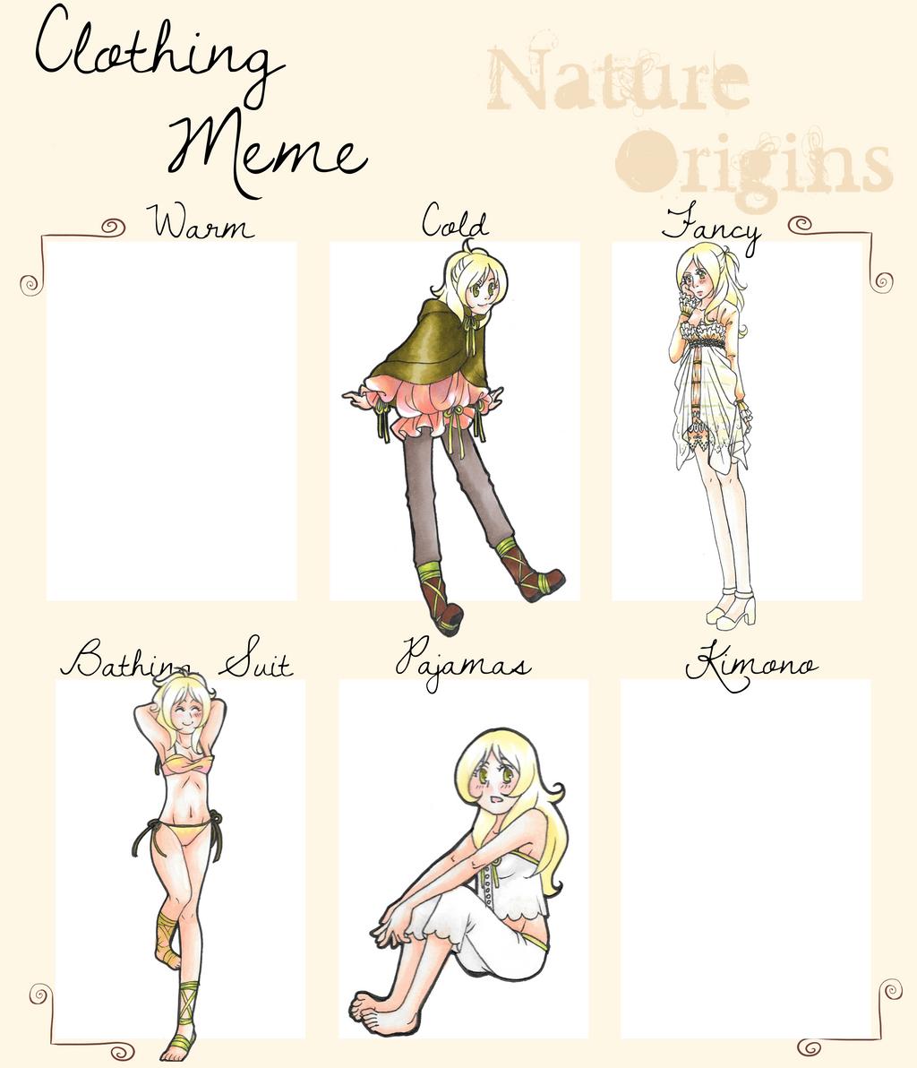 NO: Levia Clothes Meme (Incomplete) by Alibastar