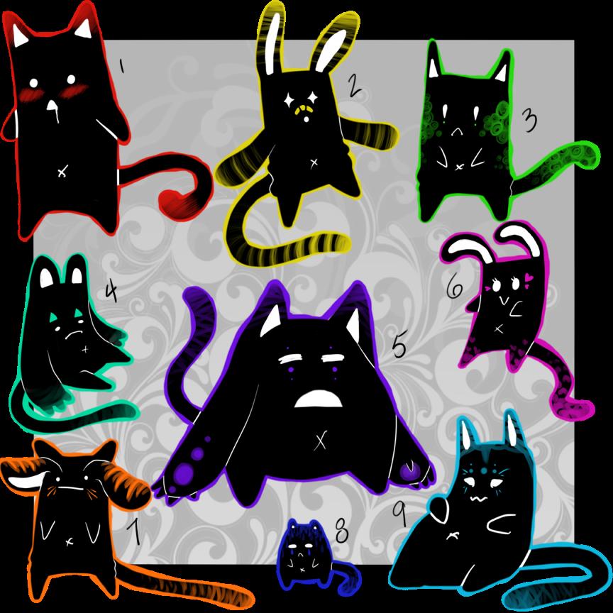 Adopt: Shadow Slaves by Alibastar
