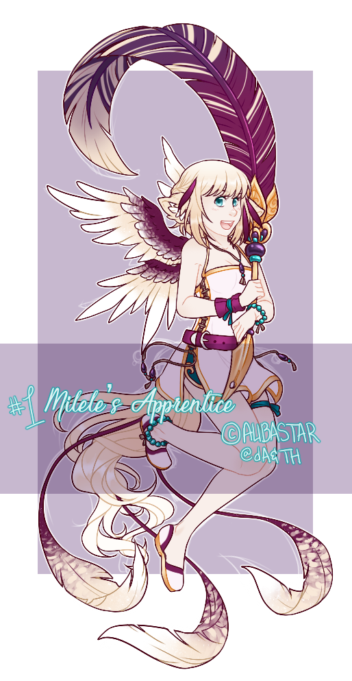 Altair 001: Milele's Apprentice by Alibastar