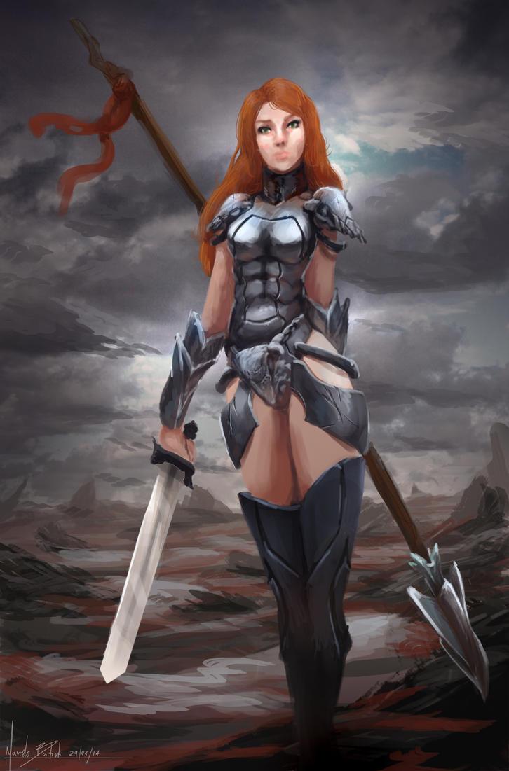Sexy fantasy armor adult pornstars