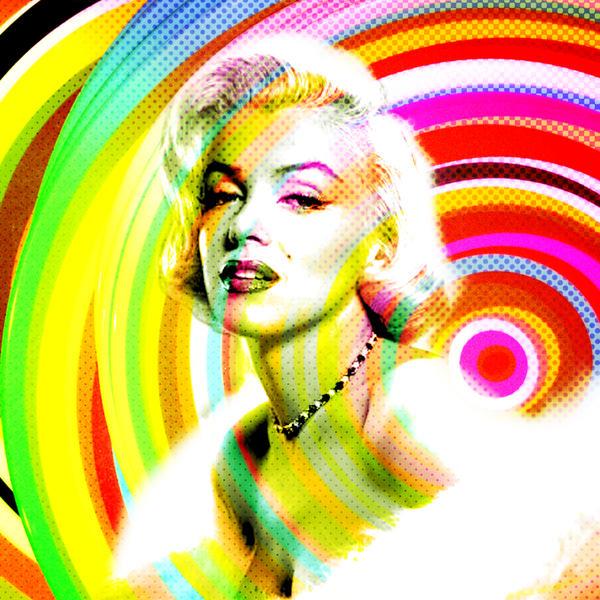 Marilyn Pop by llio