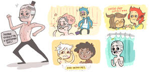 Regular Doodles