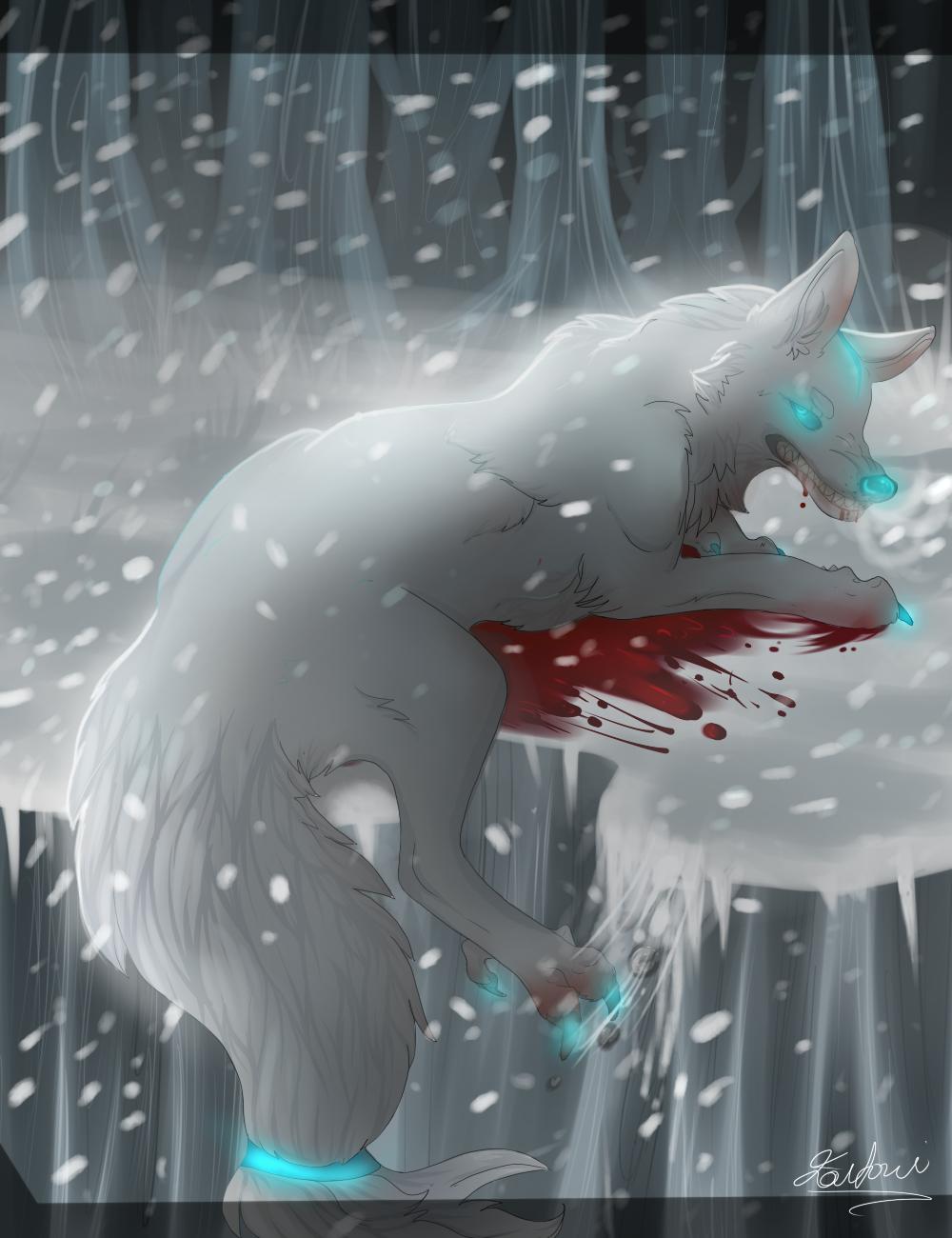:.MY PAIN IS FROZEN.: by Favetoni