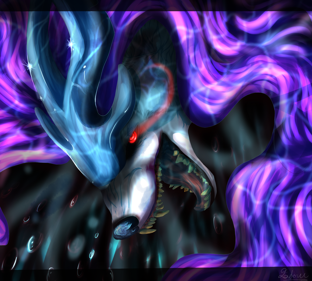 :. SUICUNE .: by Favetoni