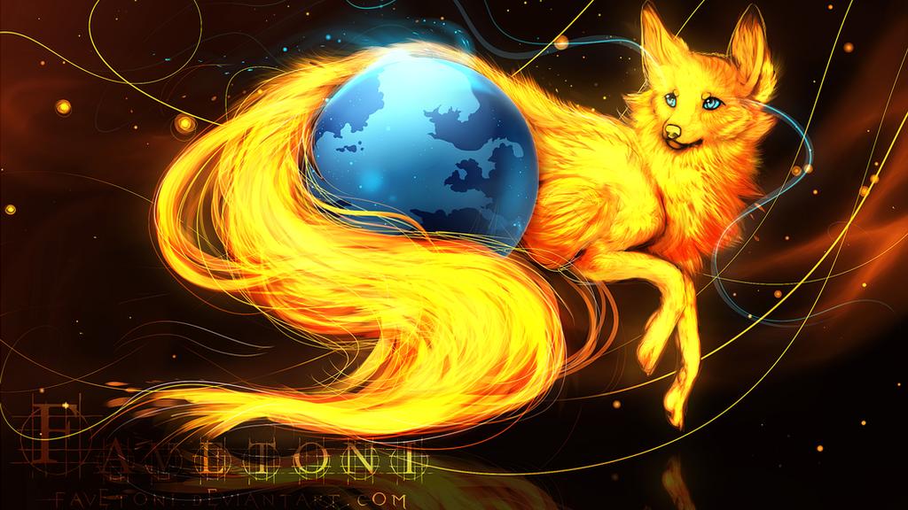 - Mozilla Firefox - by Favetoni