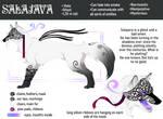 Salajava Reference sheet  [2020] by Favetoni