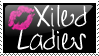 Xiled Ladies Stamp by S3NOR1TA