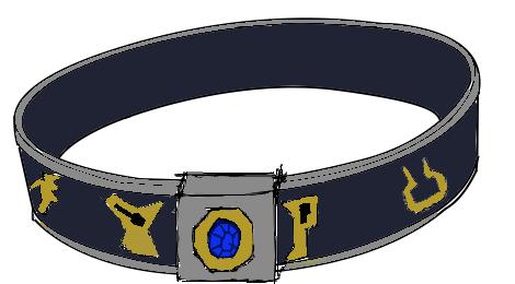 Collar W.I.P by BanditDragoon