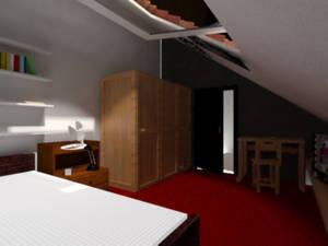 Bedroom animated