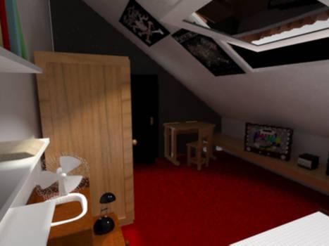 Bedroom3 animated