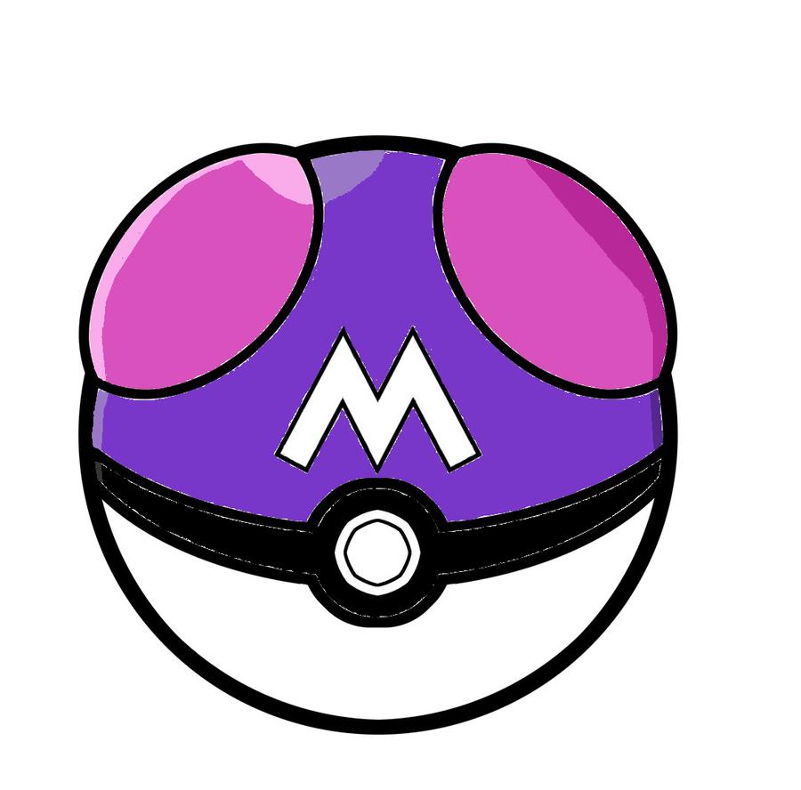 Master Ball By Jennatheehuman