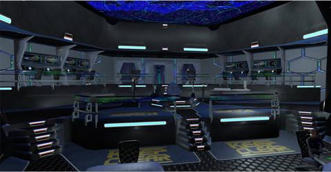 Bridge of the Star Ship Torrent