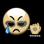 Hardcore Life Emoji