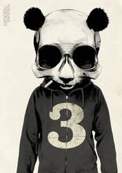 Panda No.3 by hiddenmoves