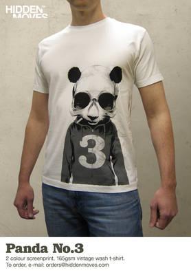 Panda No.3 T-Shirt