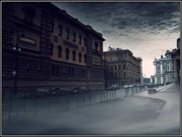 Winter in Saint-Petersburg VI by black-absinth