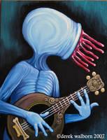 The Musician by DerekWalborn