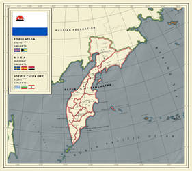 If Kamchatka was an independent country