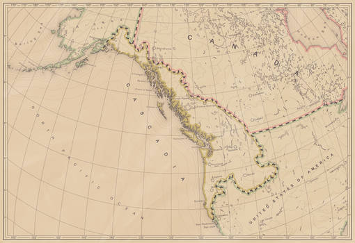 The Bioregion of Cascadia