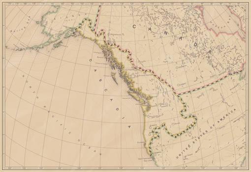 The Bioregion of Cascadia