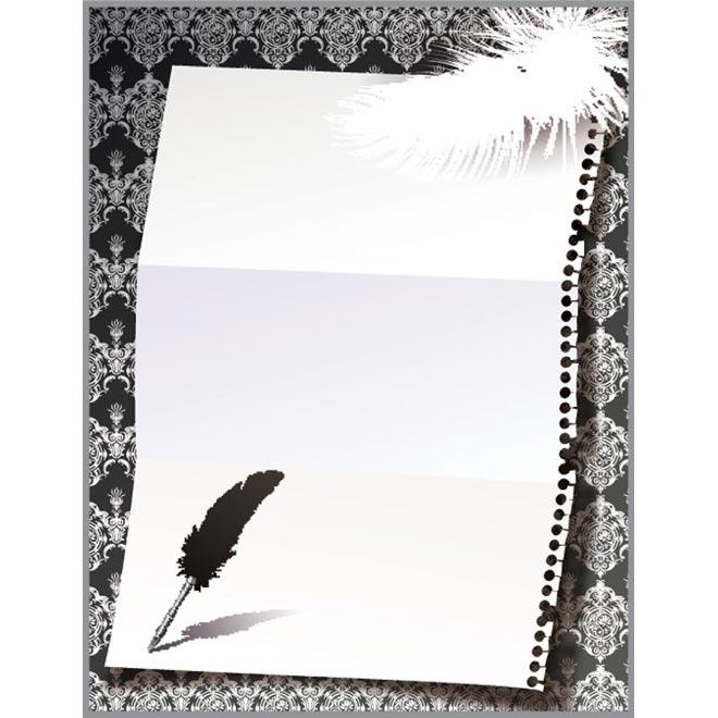 Letter Frames Design