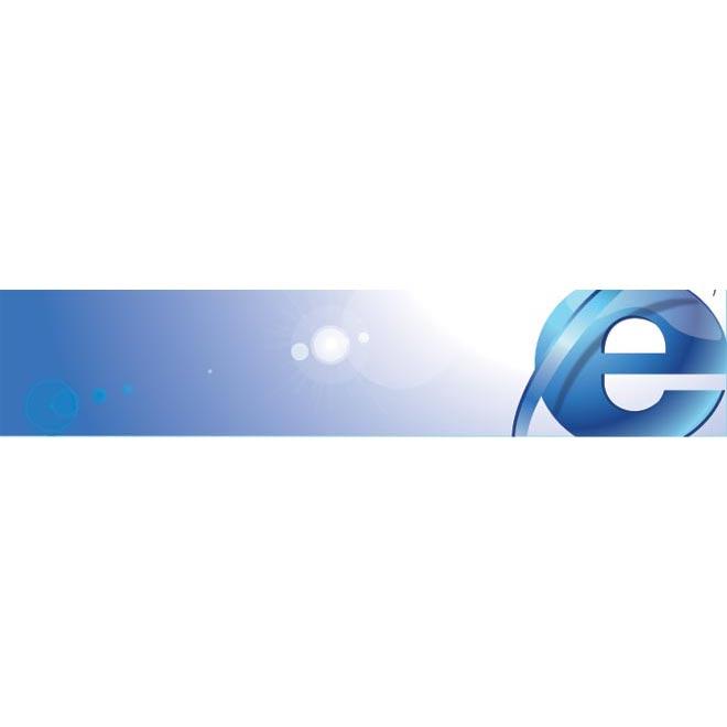 Modern Browser Microsoft Internet Explorer Banner By Cgvector On Deviantart