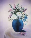 Violet by artedafefe