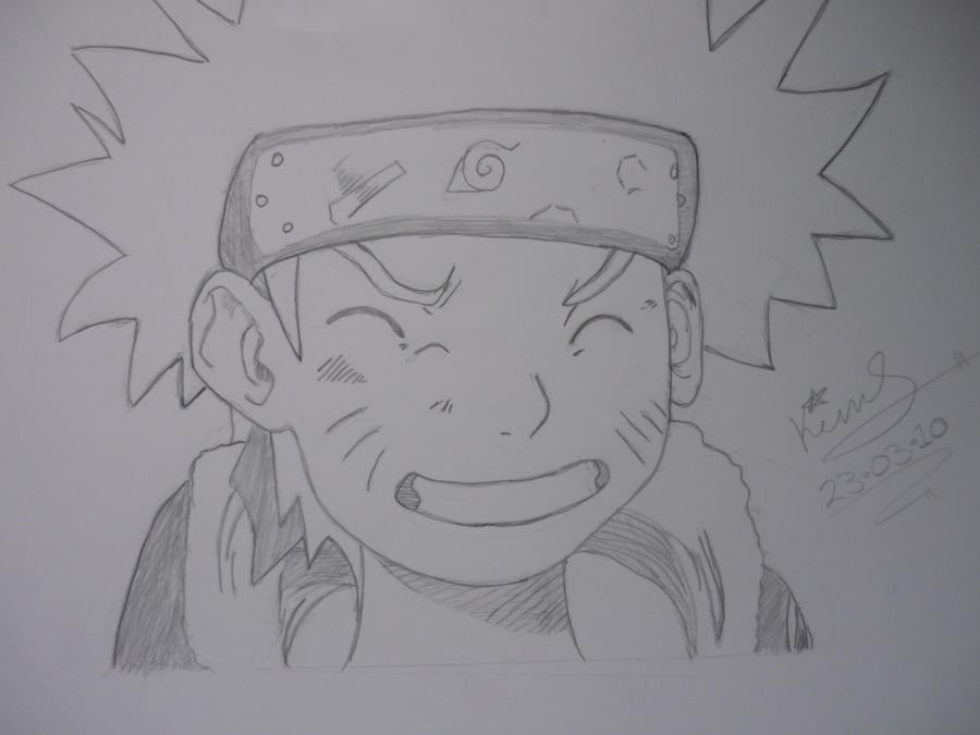 Naruto by santos801