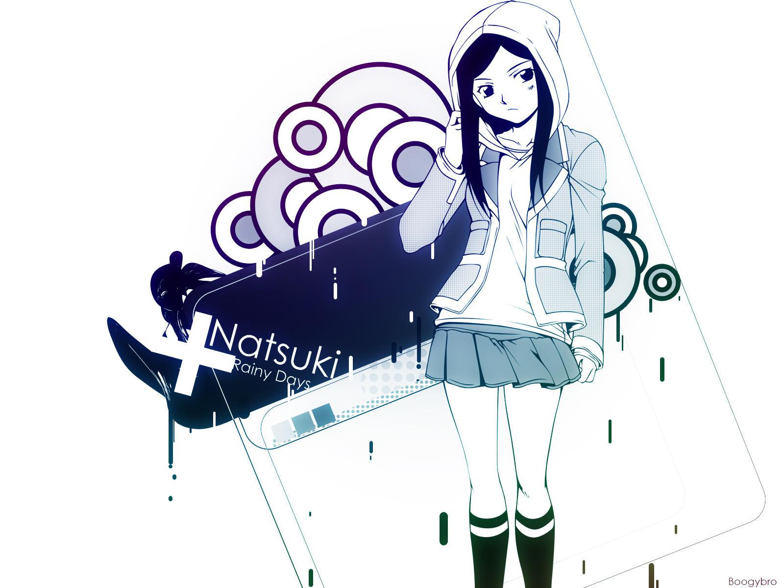 Rainy Days by boogybro