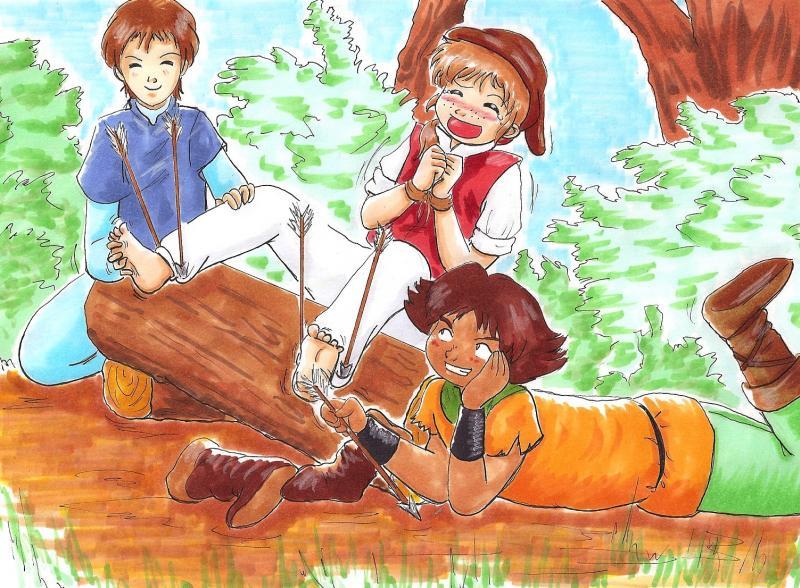 Im Sherwoodforest by PlaymakerM19 on DeviantArt