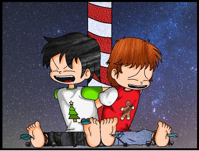 Weihnachten Animation.Kitzlige Weihnachten By Playmakerm19 On Deviantart