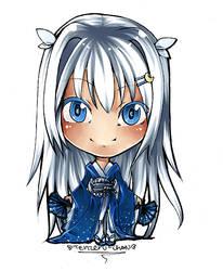 OC - Luna by tenzeru-chan