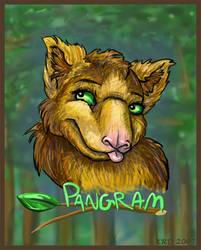 Pangram by caishide