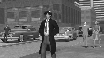 NYC 1933 by Wolf-The-Predator