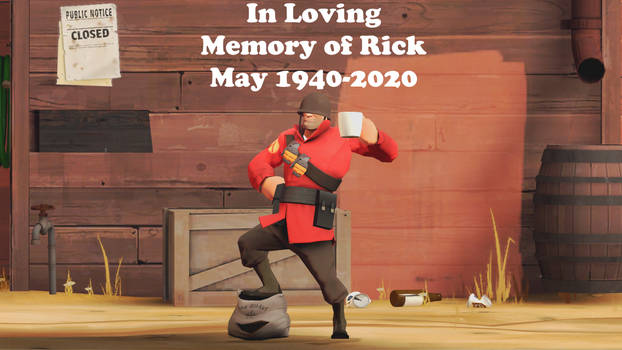 Rick May Tribute!
