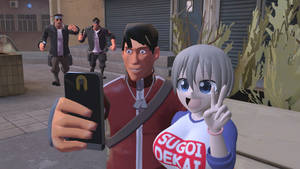 Scout and Uzaki-chan The Wrong Idea!
