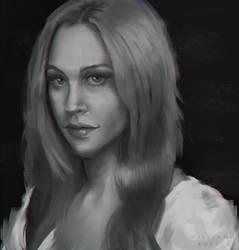 Portrait Study by williamzel