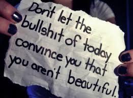 You Are Beutiful by godzillarules10