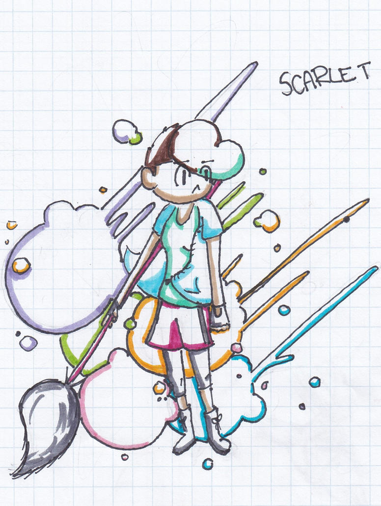 Scarlet Finish by JazCooper