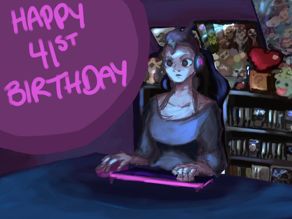 Happy Birthday Mom! by JazCooper